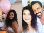 Arjun Rampal is giving major boyfriend goals by hosting baby shower for GF Gabrielle Demetriades